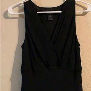 Black dress Express